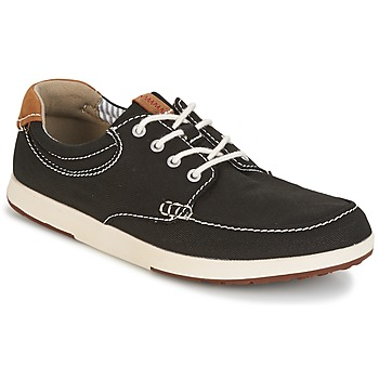 Chaussures Homme Baskets basses Clarks Norwin Vibe Noir