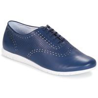 Chaussures Femme Richelieu Kickers BECKI MARINE