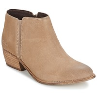 Chaussures Femme Bottines Kickers BOOTY BEIGE