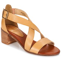 Chaussures Femme Sandales et Nu-pieds Kickers VOLTAX BEIGE