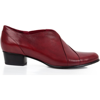 Chaussures Femme Bottines Heyraud LOW-BOOT SOFY Bordeaux