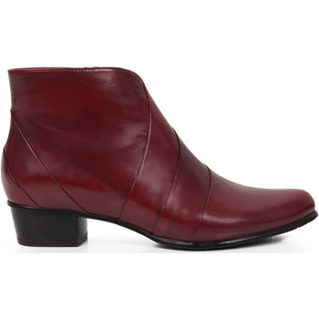 Chaussures Femme Bottines Heyraud Boot SOFIA Bordeaux