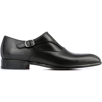 Chaussures Homme Mocassins Heyraud LOAFER COPPOLA Noir