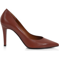 Chaussures Femme Escarpins Heyraud Escarpin DELICIA Marron