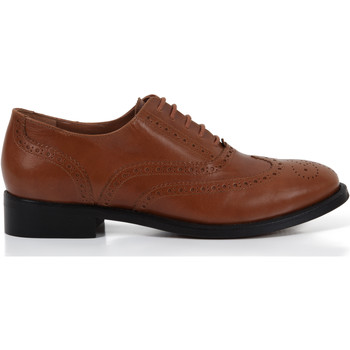 Chaussures Femme Derbies Heyraud Richelieu DEHBIA Marron