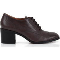 Chaussures Femme Derbies Heyraud derby DARLA Marron