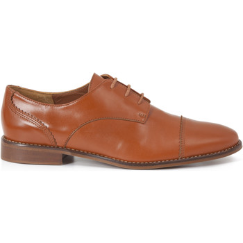 Chaussures Femme Derbies Heyraud Derby EMELIE Marron
