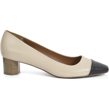 Chaussures Femme Escarpins Heyraud Escarpin EDITH Beige