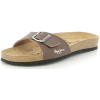 Chaussures Homme Mules Pepe jeans Mules bio marrons Marron