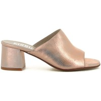 Chaussures Femme Mules Kissia 995 rose