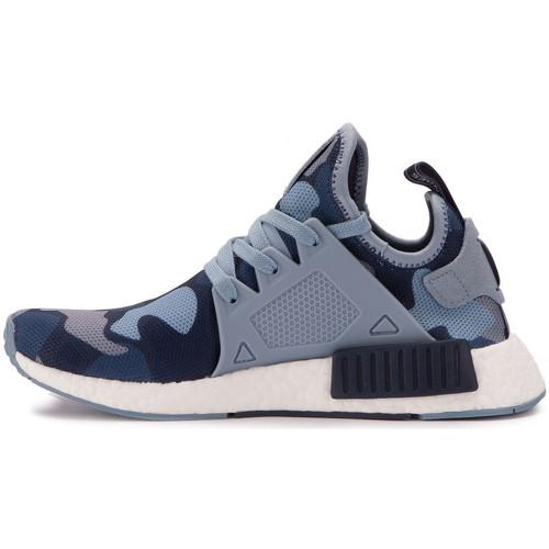 adidas Originals NMD XR1 - Ref. BA7754 Bleu - Chaussures Baskets basses Homme