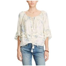 Vêtements Femme Tops / Blouses Denim & Supply BLOUSE ECRU