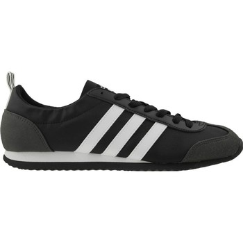 Chaussures Homme Baskets basses adidas Originals VS Jog Noir-Graphite-Blanc