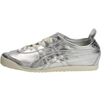 Chaussures Onitsuka Tiger D6G1L..9393 Petite Sneakers Femme Argent