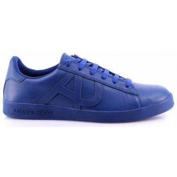 Armani Jeans Basket Chaussures Homme Baskets Basses