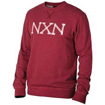 Vêtements Homme Sweats Nixon Sweat  Paddington Crew - Burgundy Heather Rouge