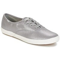 Chaussures Femme Baskets basses Keds CH METALLIC CANVAS SILVER