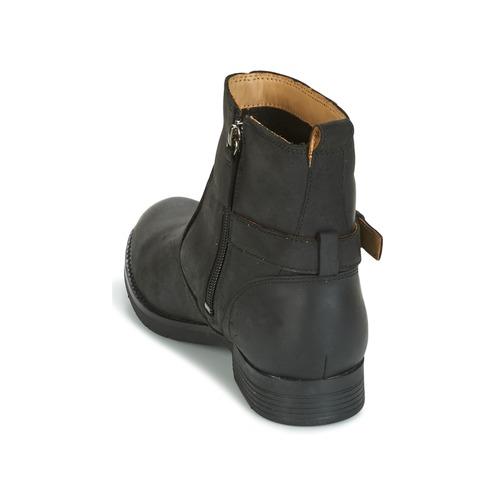 Low Wp Chaussures Sebago Black Nashoba Boots Femme Boot L4jAR35q