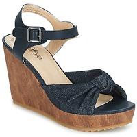 Chaussures Femme Sandales et Nu-pieds S.Oliver SOLI denim comb