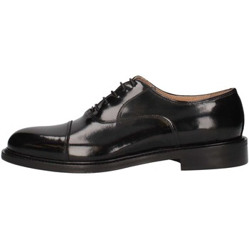 Chaussures André 894-17 abbr nero derby homme noir