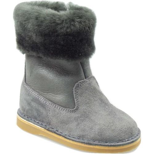 Chaussures Fille Bottes de neige Eli 2238R ACERO Gris