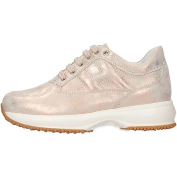 Chaussures Enfant Baskets basses Hogan Junior HXC00N00E117XLG614 Basket Bébé Rosa Rosa