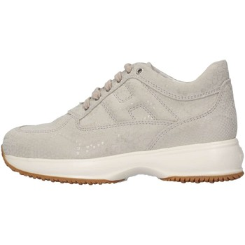 Chaussures Enfant Baskets basses Hogan Junior HXC00N00E11BTBB002 Basket Bébé Glace Glace