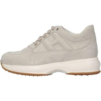 Chaussures Enfant Baskets basses Hogan HXC00N00E11BTBB002 Basket Bébé Glace Glace