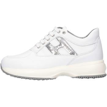 Chaussures Enfant Baskets basses Hogan HXC00N0O2418GQ351 Blanc