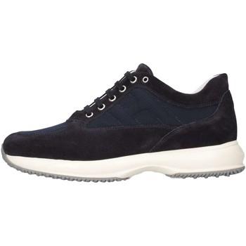 Chaussures Enfant Baskets basses Hogan HXR00N00E112Y39999 Bleu