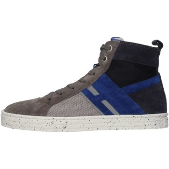 Chaussures Enfant Baskets montantes Hogan HXR1410U770FUW0XTS Multicolor