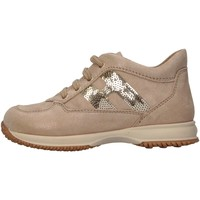 Chaussures Fille Baskets montantes Hogan HXT092041807V0C210 coquille