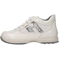Chaussures Enfant Baskets montantes Hogan HXT09204181C1UB001 Basket Bébé Blanc Blanc
