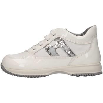 Chaussures Enfant Baskets montantes Hogan HXT09204181C1UB001 Blanc