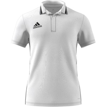 Vêtements Homme Polos manches courtes adidas Performance Condivo 16 Classic Polo White