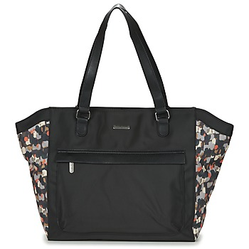 Sacs Femme Cabas / Sacs shopping Little Marcel NUR Noir / Multicolore