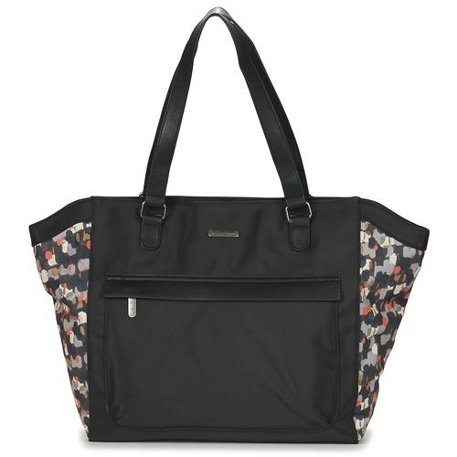 Sacs Femme Cabas / Sacs shopping Little Marcel NUR Noir / Multicolore