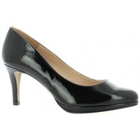 Chaussures Femme Escarpins So Send Escarpins  vernis Noir