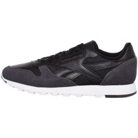 Chaussures Homme Baskets basses Reebok Sport Classic Leather MO - BS5146 Noir