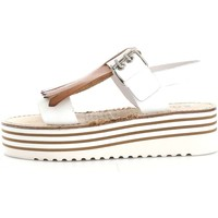 Chaussures Femme Sandales et Nu-pieds Looking CU50/01 Sandales Femme White White