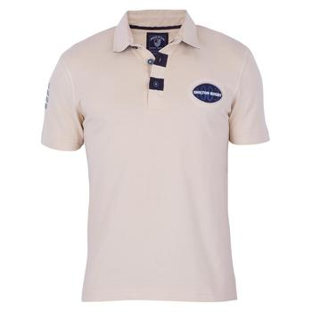 Vêtements Homme Polos manches courtes Shilton Polo Rugby 4 Nations Banana