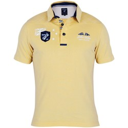 Vêtements Homme Polos manches courtes Shilton Polo rugby test match Banana