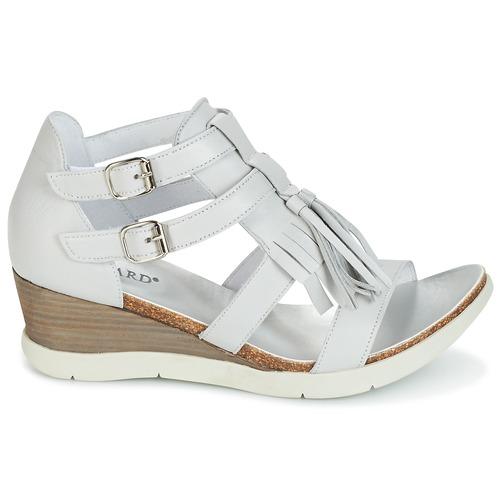 Nu Et Gris Sandales Femme Regard Recali Chaussures pieds KJTclF1