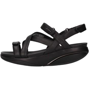 Mbt Femme Sandales  Kibbl Sandales  Noir