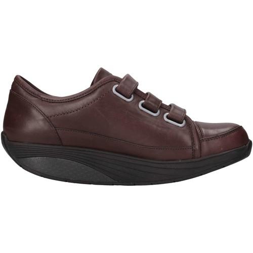 Chaussures Femme Baskets basses Mbt NASBC Brun
