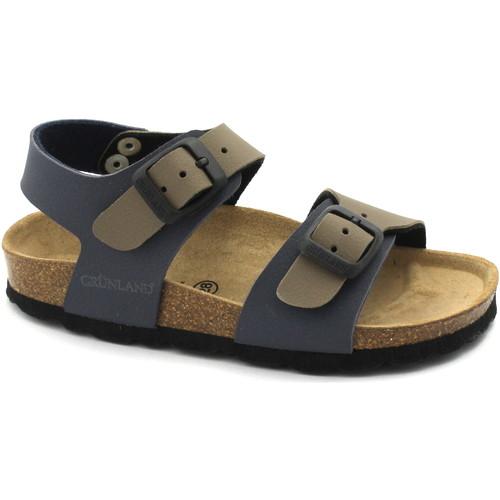 Chaussures Enfant Sandales et Nu-pieds Grunland GRU-CCC-SB0901-BT-b Multicolore
