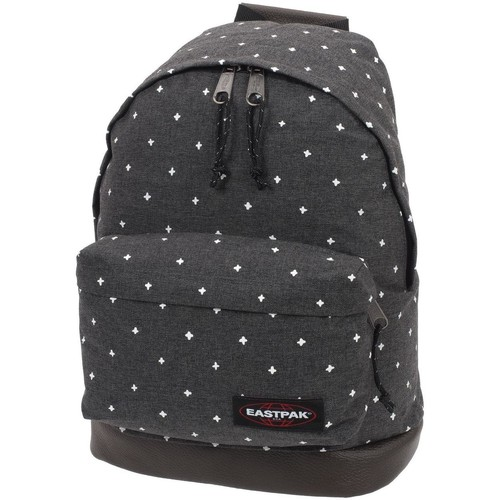 Sacs Homme Sacs à dos Eastpak Wyoming white crosses Gris Anthracite foncé