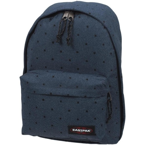 Sacs Homme Sacs à dos Eastpak Out off office blk square Bleu marine / bleu nuit
