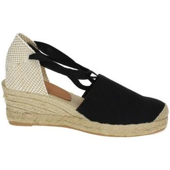 Chaussures Femme Espadrilles Torres  Noir