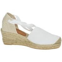 Chaussures Femme Espadrilles Torres  Blanc